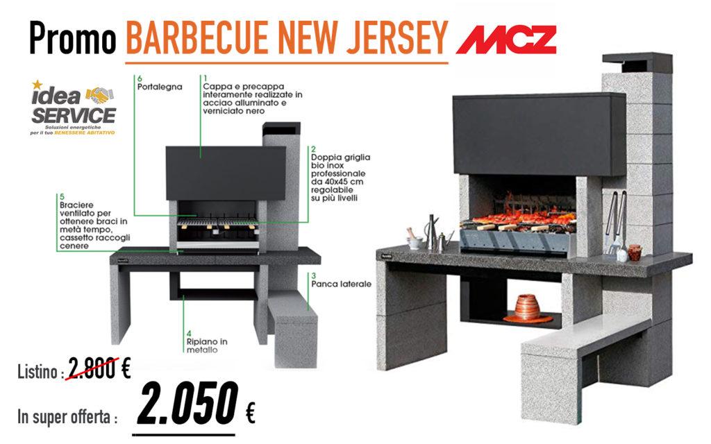 Promo Barbeque MCZ - Idea Service