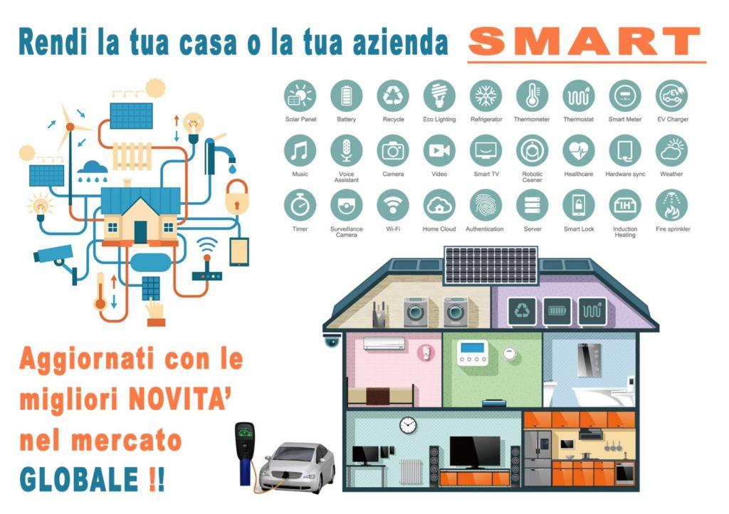 offerta smarthome - idea service padova