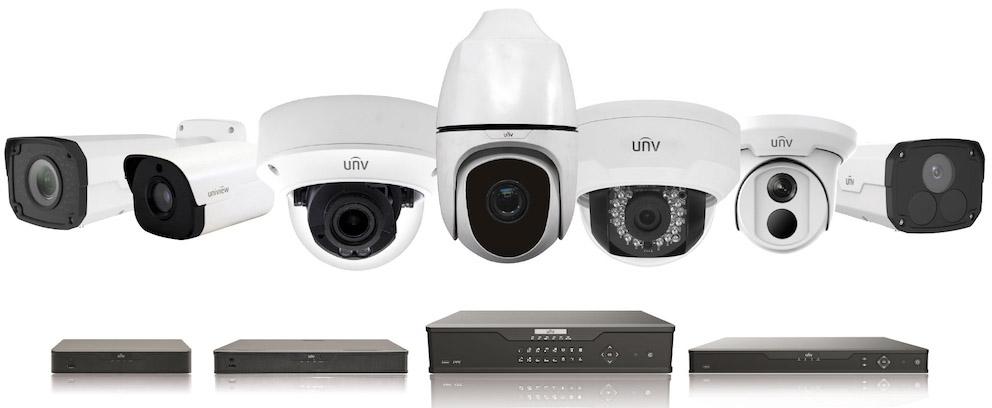 Uniview + Idea Service