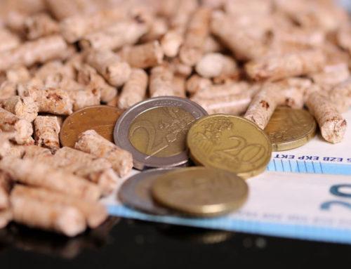 Il pellet fa bene al bilancio delle famiglie